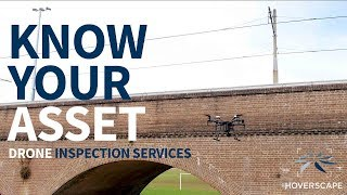 Hoverscape | Inspection and modelling services for Asset Management