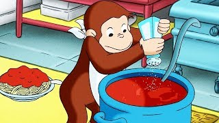 Curious George 403 | Night Of The Weiner Dog | Full Episode | HD | Videos For Kids