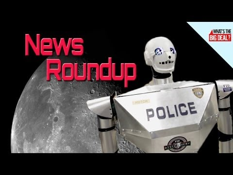 WEEKLY UPDATE: Robocops Walk Among Us, House Of Cards Returns