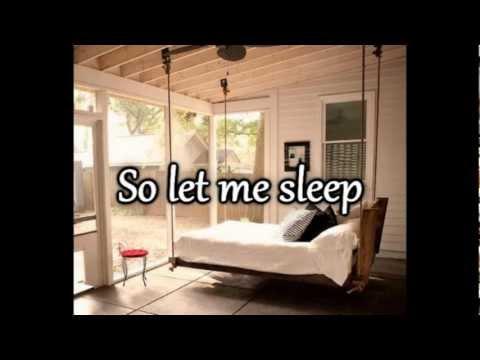 S Club 7 - Let Me Sleep (Lyrics)