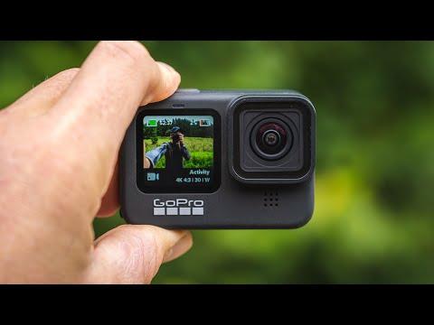 GoPro HERO 9 Black - First Look & Testing
