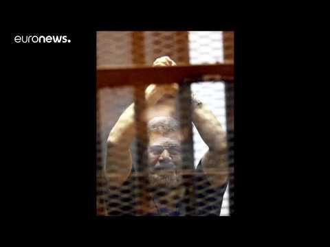 Décès de l'ancien président égyptien Mohamed Morsi (télévision d'Etat égyptienne)