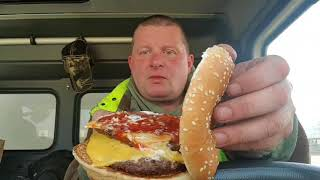✔ BACON KING MENU + CHILLI CHEESE FRIES (Burger King Fastfood Vlog)
