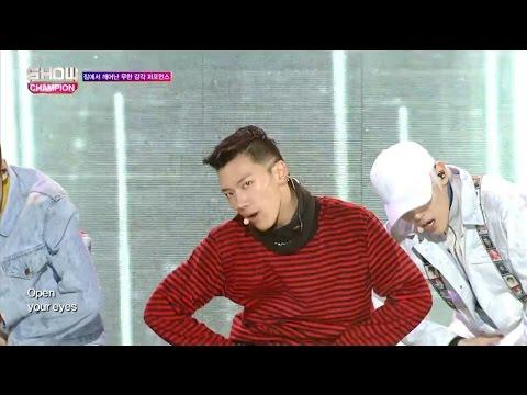 160427 [HD] NCT U - WITHOUT YOU+The 7th Sense @ Sh0w Ch@mP10N