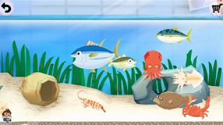 Play Fun Sushi Cooking Games for Kids - Play & Learn To Make Sushi With TO-FU Oh!SUSHI