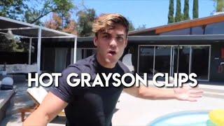 Hot Grayson Dolan Clips
