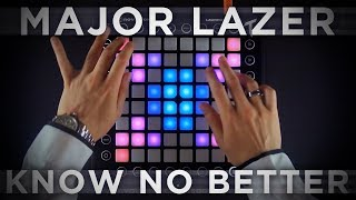 Major Lazer - Know No Better (Ellis Remix) | Launchpad Cover/Remix