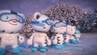 PyeongChang 2018 Mascot Animation Soohorang