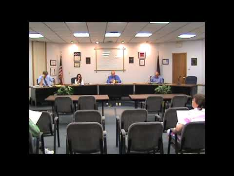Rouses Point Village Board Meeting  9-17-12