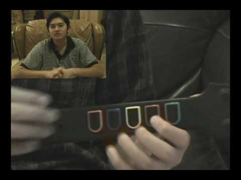Tutorial Fast Solo A ONE Guitar Hero 3