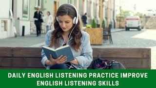 Understand English Easily ★ Improve English Listening Skills ★Learn English Via Listening