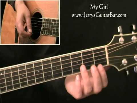 Baixar How To Play The Temptations My Girl Guitar Lesson