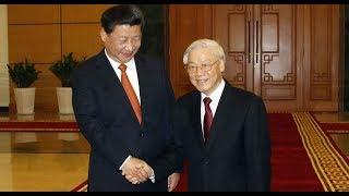 Màn đối đáp của TBT Nguyễn Phú Trọng khiến cả Hồ Cẩm Đào lẫn Tập Cận Bình cứng lưỡi