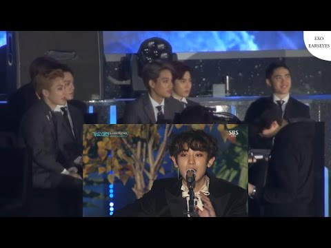 Full EXO React to Chanyeol & 10cm︱Monster (Acoustic Live) [KR/EN/TH CC]