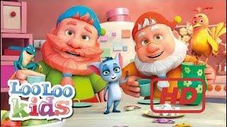 Five Little Friends - The Best Songs For Children | Looloo Kids  # 154