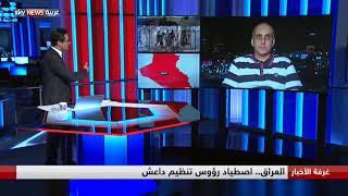 العراق.. اصطياد رؤوس تنظيم داعش     -