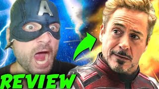 Avengers EndGame REVIEW & First Impressions *SPOILER FREE*