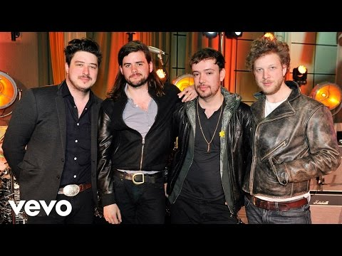 Mumford & Sons - 2Shy (Shura cover in the Live Lounge)