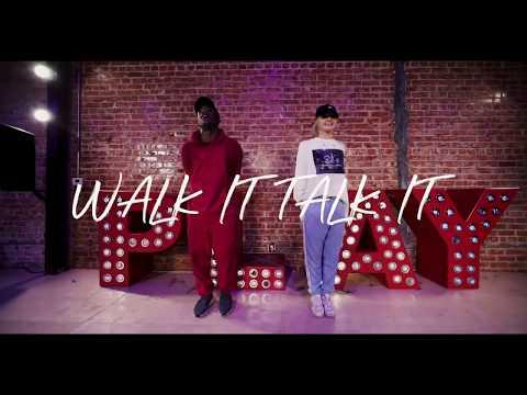 Migos - Walk It Talk It | Delaney Glazer & Matthew Smith (Choreography)