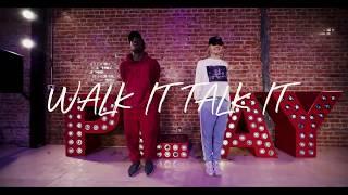 WALK IT TALK IT - Delaney Glazer & Matthew Smith Choreography