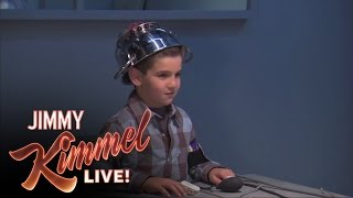 Jimmy Kimmel Lie Detective #1