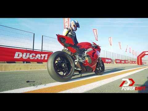Ducati Panigale V4 S : Exhaust Note : PowerDrift