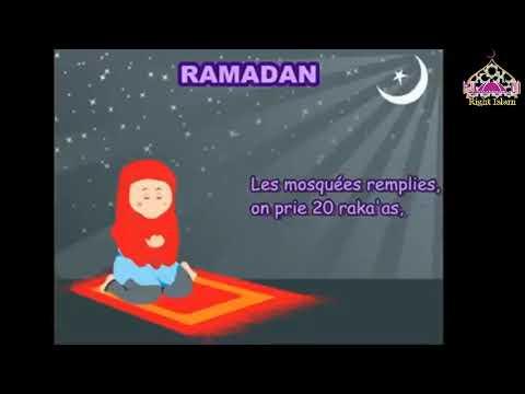 bienvenue le mois benis ramadan
