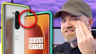 Lew Later On The OnePlus 8
