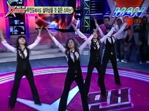 Wonder Girls   New X Man Dance