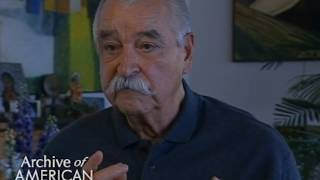 Animator Bill Melendez on how he started working with Charles Schulz - EMMYTVLEGENDS.ORG