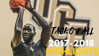 Meet 7'6 Tacko Fall The TALLEST College Player in the USA | Next Ones | 2017 -2018 Highlights