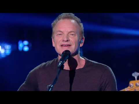 One Fine Day - Sting - Le live du 09/12 - CANAL+