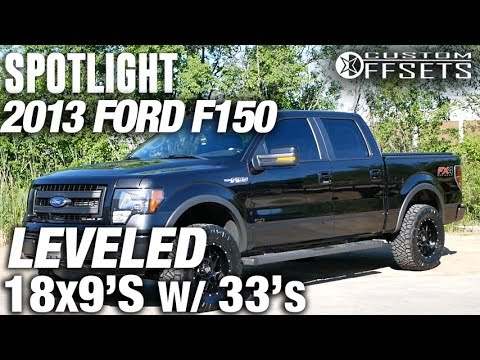 Ford F150 Fx4 On 28 Inch Rims 325 35 28 Videomoviles Com