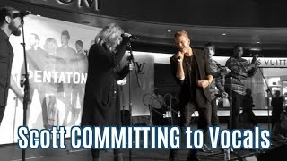 Scott Hoying COMMITTING to Vocals