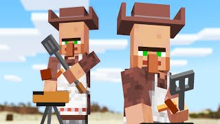 Minecraft Mobs if they lived in Texas