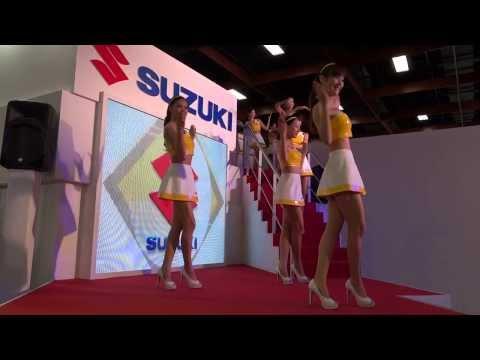 2014 台北車展 SUZUKI Show Girl 表演
