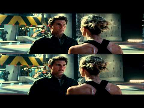 Edge Of Tomorrow 3D Trailer (RU + MultiSUB)