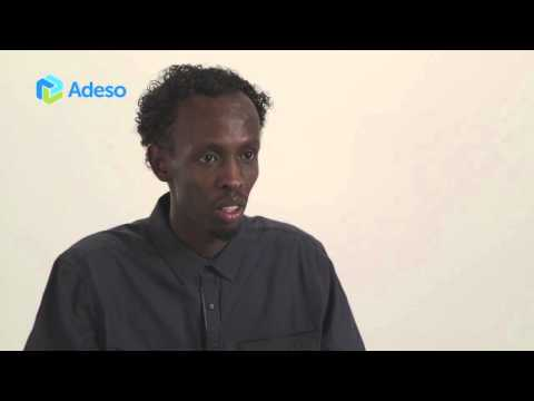 Barkhad Abdi speaks about the importance of remittances to Somalia
