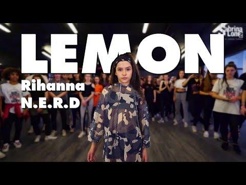 N.E.R.D & Rihanna -  Lemon   Street Dance  Choreography Sabrina Lonis