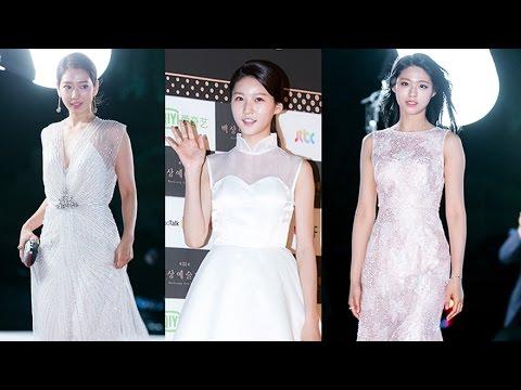 [SSTV 영상] 박신혜-김새론-고아라-설현-크리스탈-한선화, 청순함과 섹시미 '물씬'