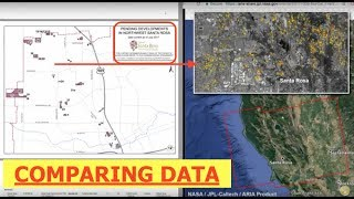 Santa Rosa Fires Defies the Laws of Physics & Compliments UN Agenda 21 Program
