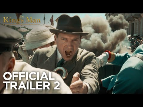 The King's Man | Official Trailer #2 | Experience It In IMAX®