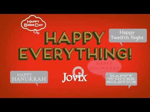 Happy Everything from Jovix™