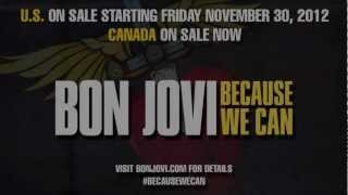 Bon Jovi: Because We Can - The Tour