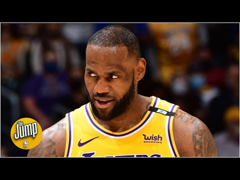 """""""This is the LeBron James that people are scared of"""" - Kendrick Perkins 