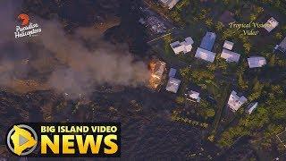 Hawaii Volcano Eruption Update - Saturday Night (June 30, 2018)