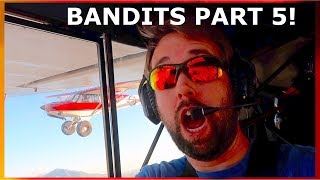 FLY CHASE From Bandits! Treasure Hunt Search For The Bandits Cash! Part 5