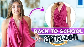 I Bought ALL my BACK TO SCHOOL Clothes from AMAZON! *yikes*