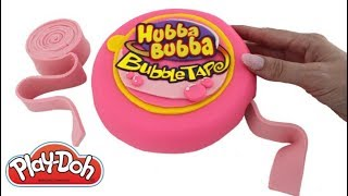 How to Make a Giant Hubba Bubba with Play-Doh