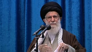 Iran's supreme leader says Trump is a 'clown' who will betray Iranians